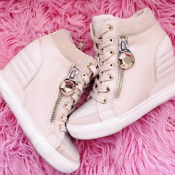 Aldo Shoes | Aldo High Heel Sneakers